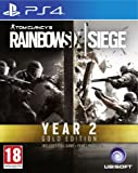 PS4 Tom Clancy's Rainbow Six Siege Gold Edition PREOWNED
