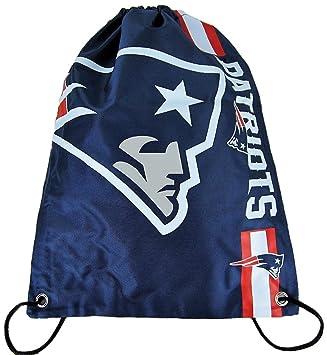 bafa85f268b3 Forever Collectibles NFL New England Patriots Logo Gym Bag Gym Bag ...