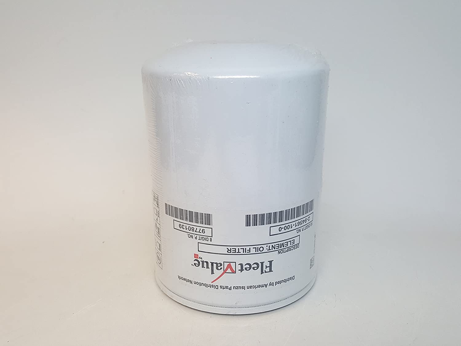 Amazon com: Isuzu Element Oil Filter 2945611000: Automotive