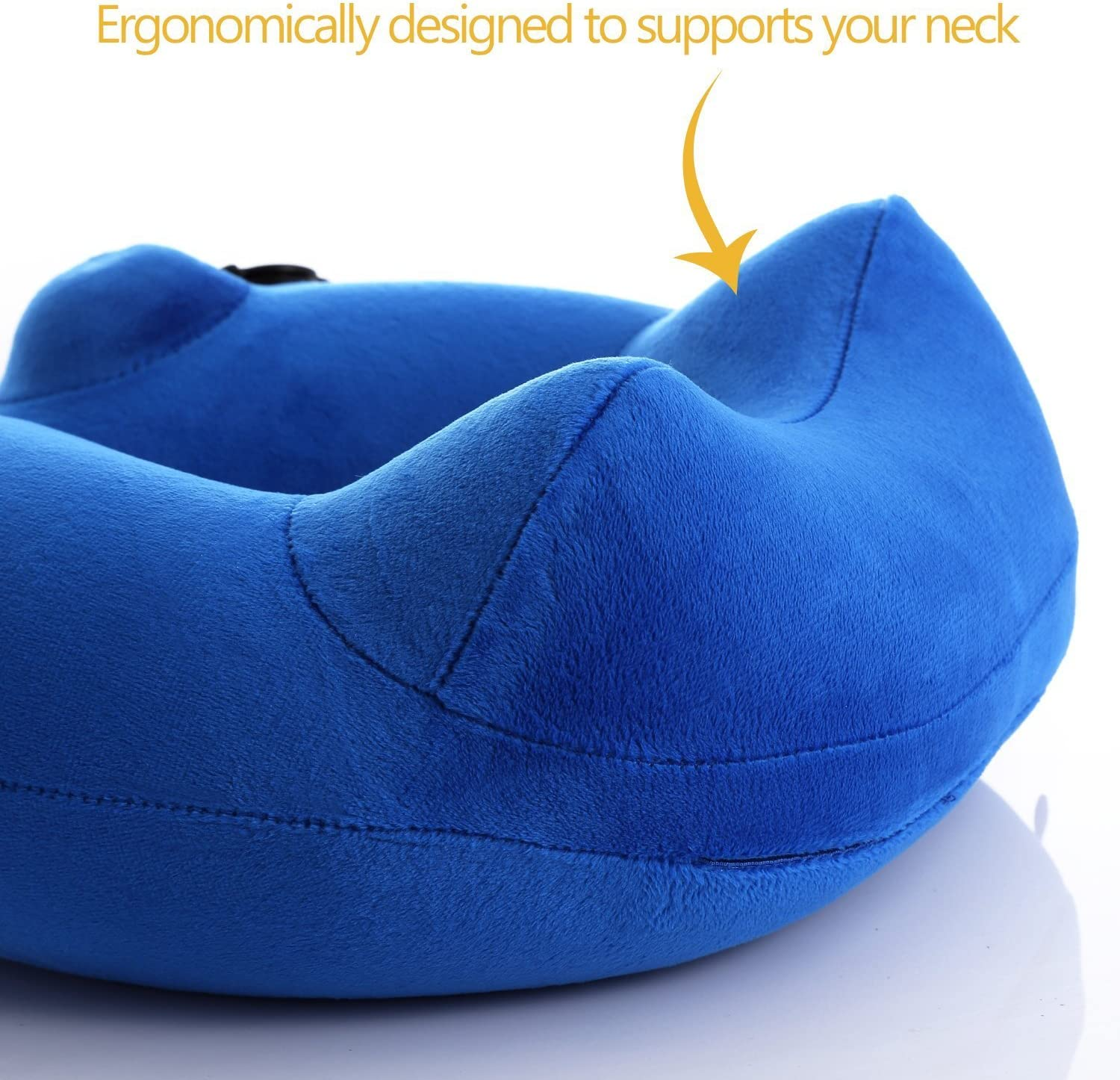 Fanry Travel Pillow Luxuriously Soft