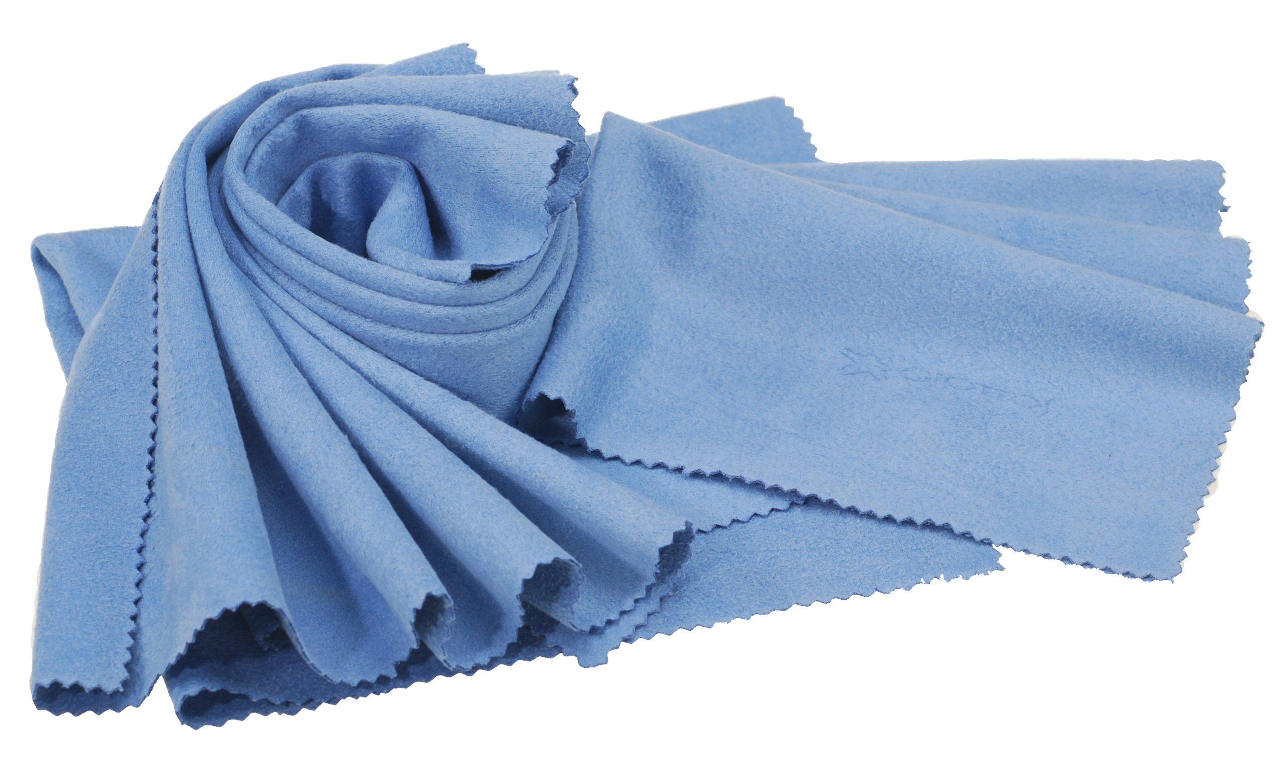 Giottos MFC-3614 Micro Fiber Cloth (Blue) by Giotto's