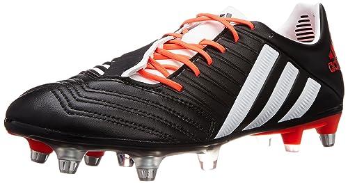 adidas Predator Incurza XTRX SG Mens Rugby Boots-Black-8.5