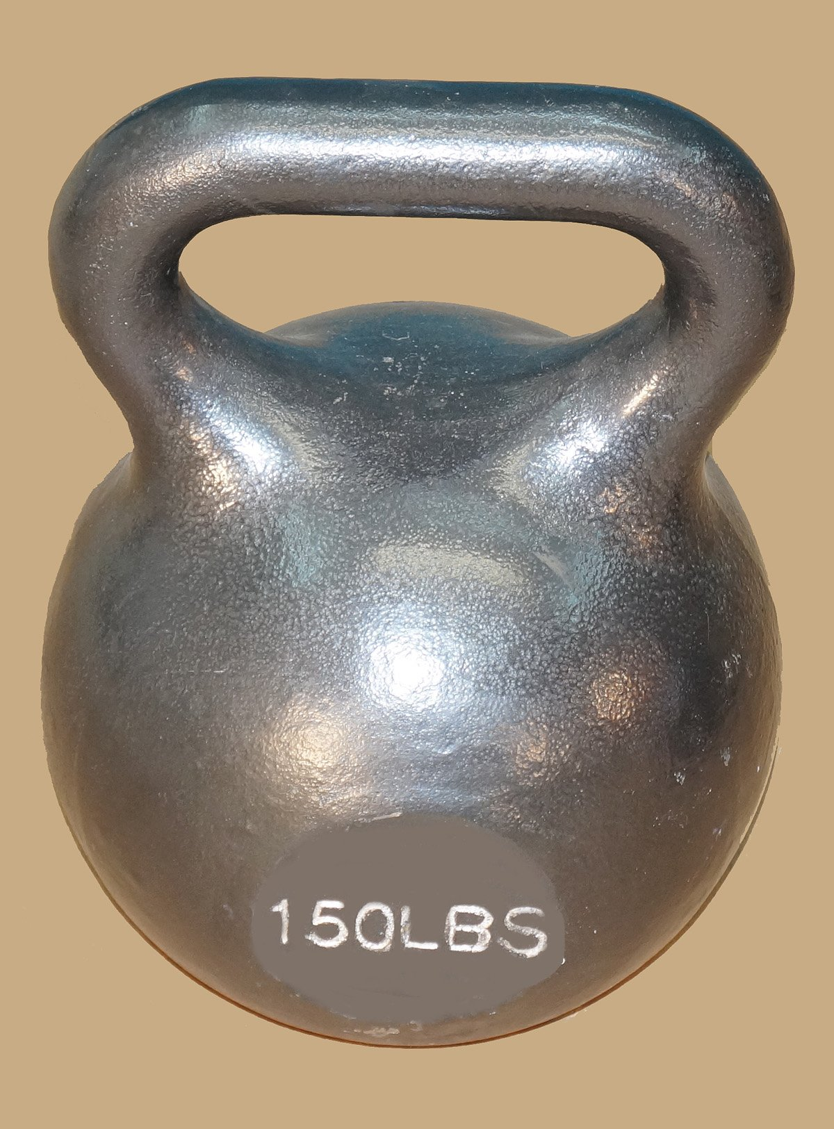 150 Lb. Wide Handle Kettlebell