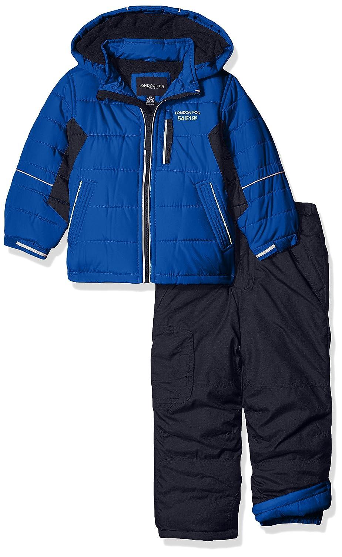 London Fog Boys 2-Piece Snow Pant and Jacket Snowsuit