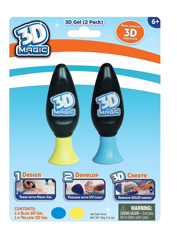 3D Maker 2 Gel Refill by 3D Magic Maker: Amazon.es: Oficina ...