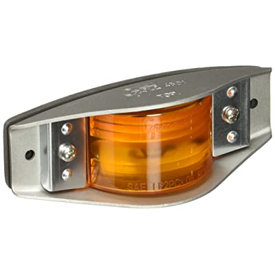 Grote 45013 Yellow Armored Clearance Marker Light: Automotive