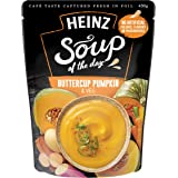 Heinz Soup of The Day Harvest Pumpkin and Mixed Vegetables Soup Pouch, 430g