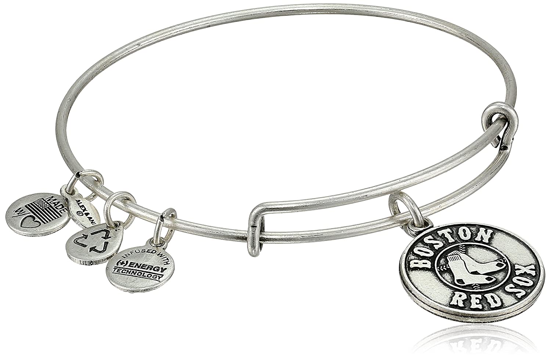 Alex Ani Baseball Expandable Bracelet Image 1