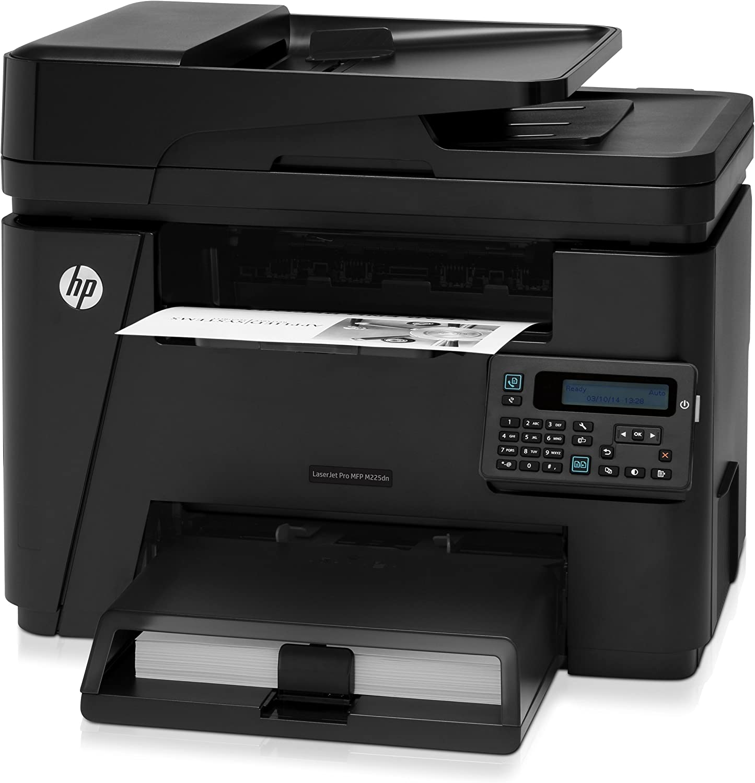 Hp Laserjet Pro M225dn Laser Multifunktionsdrucker Computer Zubehör