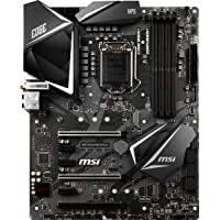 MSI Gaming Edge AC LGA1151 ATX Z390 Motherboard, DDR4, LGA 1151, MPG Z390 Gaming Edge AC