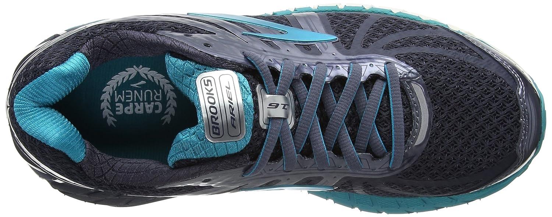 Brooks Womens Ariel '16 Overpronation Stability Running Shoe B017N3D292 6 B(M) US|Mood Indigo/Capri Breeze/Grisalle