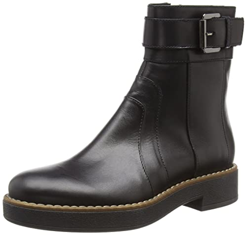 82cf9e0dc997 Geox Women s D Adrya B Ankle Boots  Amazon.co.uk  Shoes   Bags