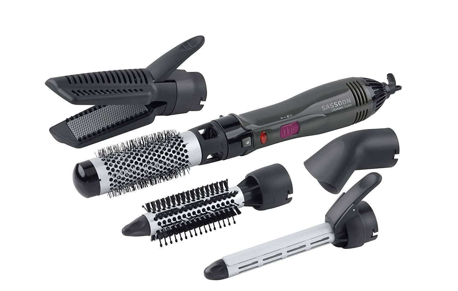 Sassoon Ultimate Styler, 1200 W - Black Helen of Troy LTD VSHA6474UK