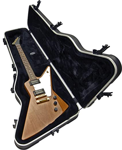 7a05e28150 Amazon.com: SKB Hardshell - TSA Latch, Over-Molded Handle for Gibson ...