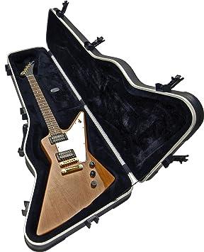SKB Explorer Firebird - Maleta rígida para guitarra
