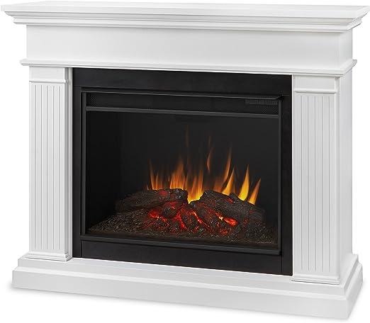 Amazon Com Real Flame 8070e W Kennedy Grand Electric Fireplace