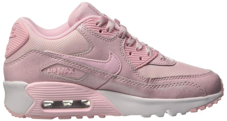 89a3f32f16 Nike Air Max 90 Mesh Se Gg, Boys' Gymnastics, Pink (Prism Pink/prism Pink/white),  4 UK (36.5 EU): Amazon.co.uk: Shoes & Bags