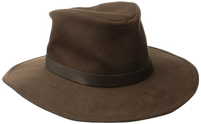 ff024712fc8 Brixton Men s Thorpe Fedora Hat
