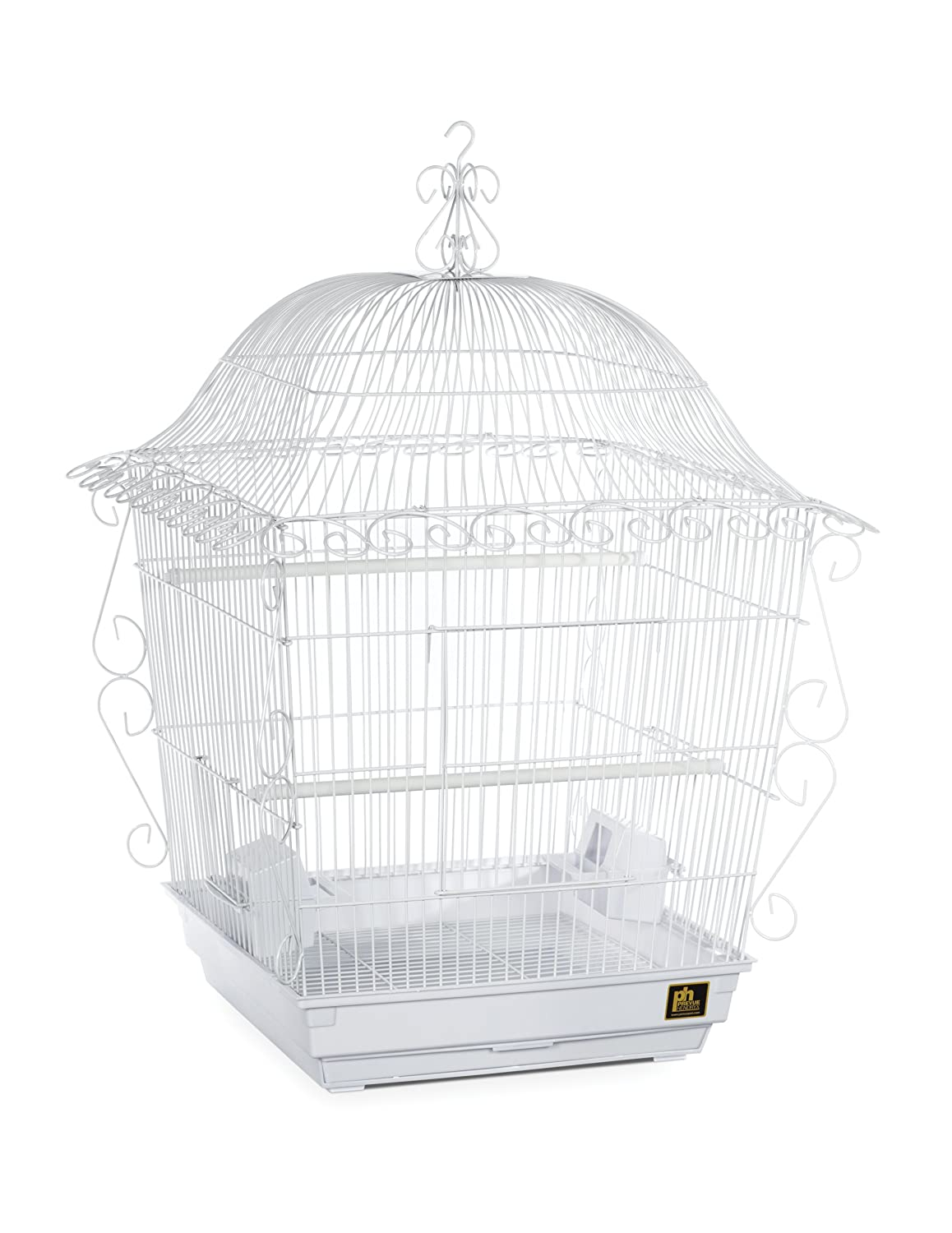 Prevue Jumbo Scrollwork Bird Cage Prevue Pet Products Inc. 220BLK