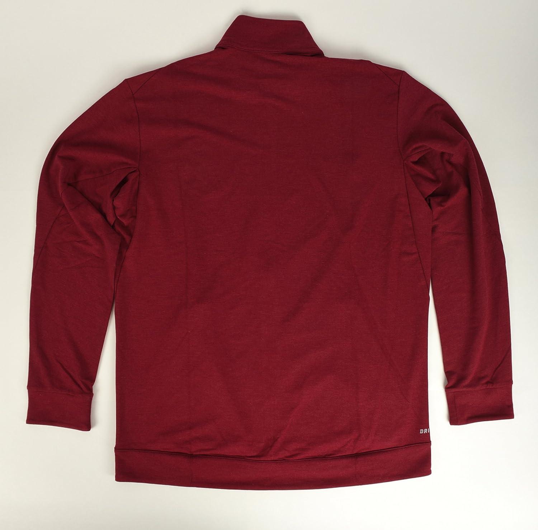 60ea08f0 Amazon.com: Nike Florida State Seminoles FSU 2016 Sideline Apparel DRI-FIT  Touch Fleece Jacket (Large): Clothing