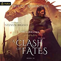 A Clash of Fates: The Echoes Saga, Book 9