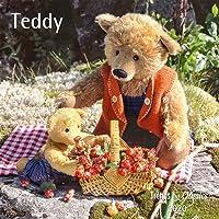 Teddy 2020 - Broschürenkalender - Wandkalender - mit herausnehmbarem Poster - Format 30 x 30 cm