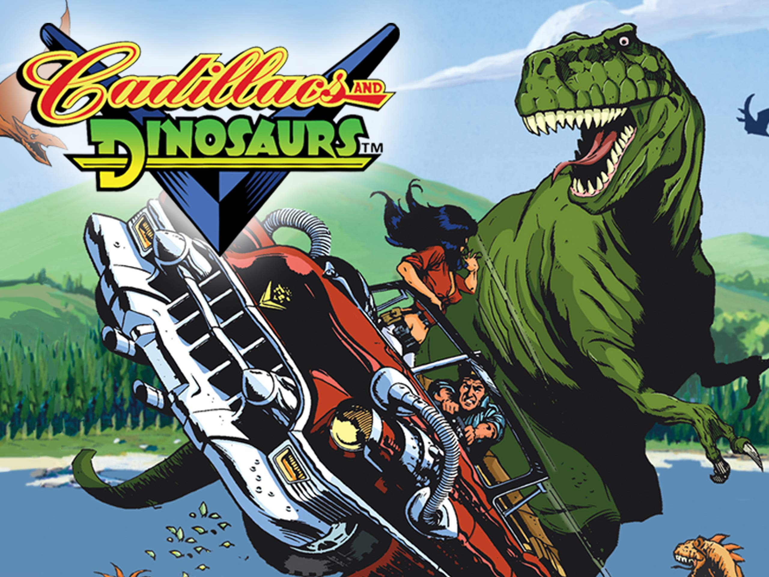 Watch Cadillacs And Dinosaurs Season 1 Prime Video Is your network connection unstable or browser. watch cadillacs and dinosaurs season