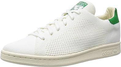 Despido Discurso equilibrio  Adidas Stan Smith OG Primeknit, Zapatillas para Hombre: Amazon.es: Zapatos  y complementos