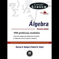 Álgebra (Coleção Schaum)