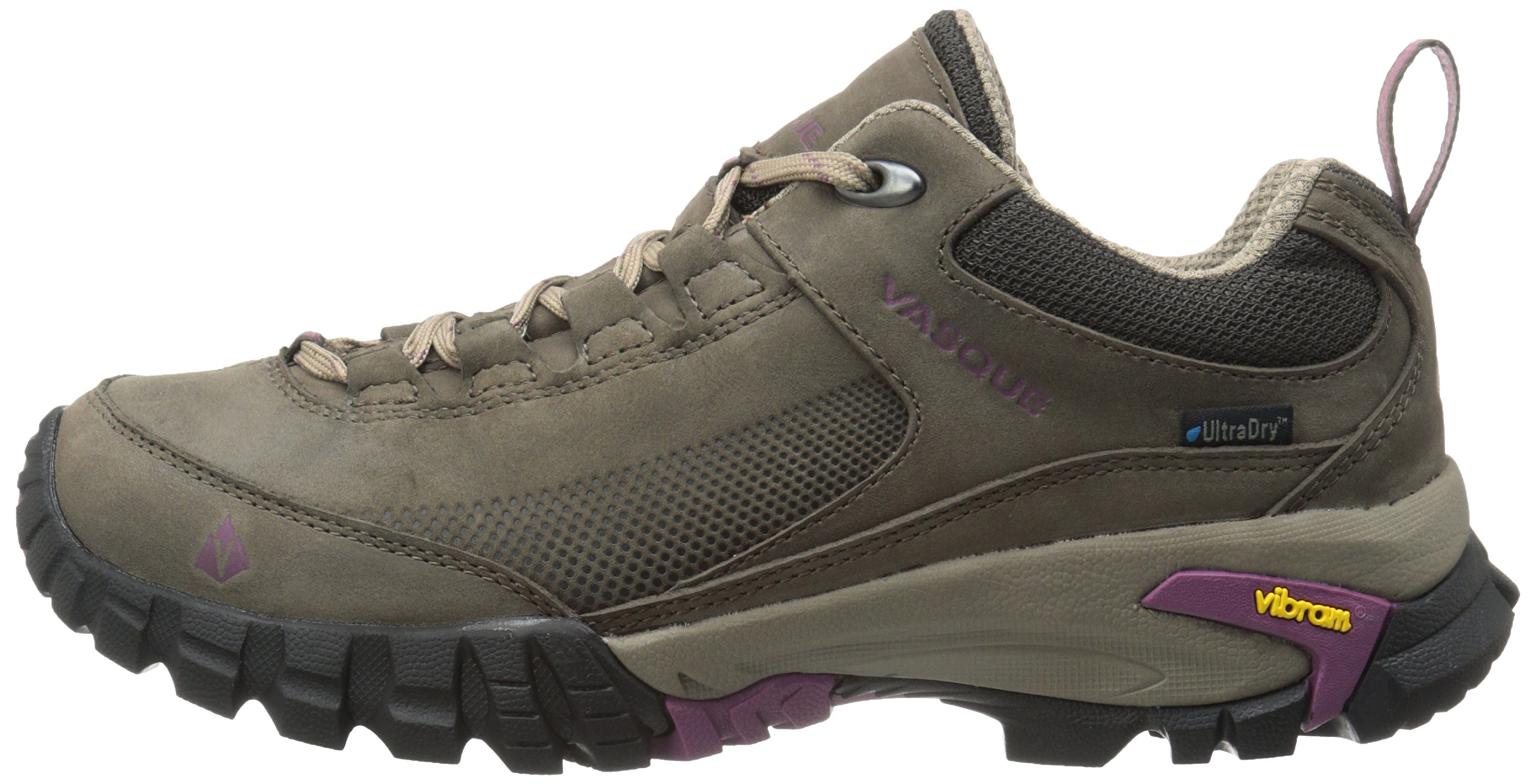 Vasque Women's Talus Trek Low UltraDry Hiking Shoe, Black Olive/Damson, 8.5 M US by Vasque (Image #5)