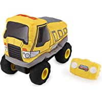 Deals on Plush Power Remote Control Dump-Truck w/Soft Body and Steering