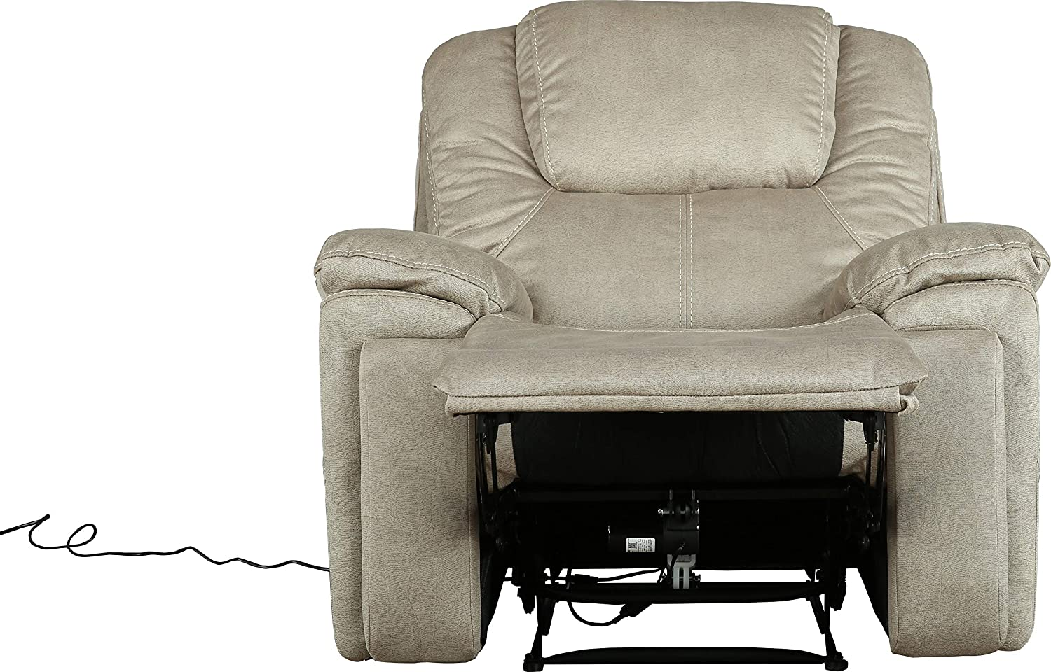 Hometown Argos Fabric Single Seater Electric Recliner with