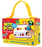Amazon Price History for:Educational Insights Hot Dots Jr. Card Set - Patterns & Sequencing