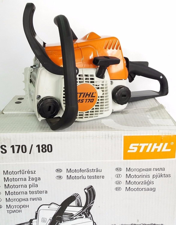 Chainsaws Shtil-180: reviews. Chainsaw Stihl MS 180 14: price, reviews, description, specs