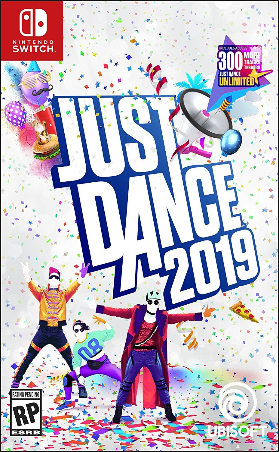 Just Dance 2019 for Nintendo Switch [USA]: Amazon.es: Ubisoft ...