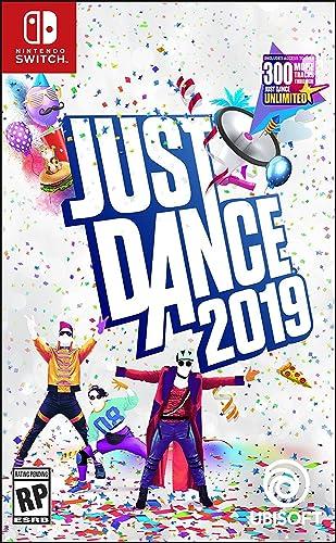 Just Dance 2019 for Nintendo Switch [USA]: Amazon.es: Ubisoft ...