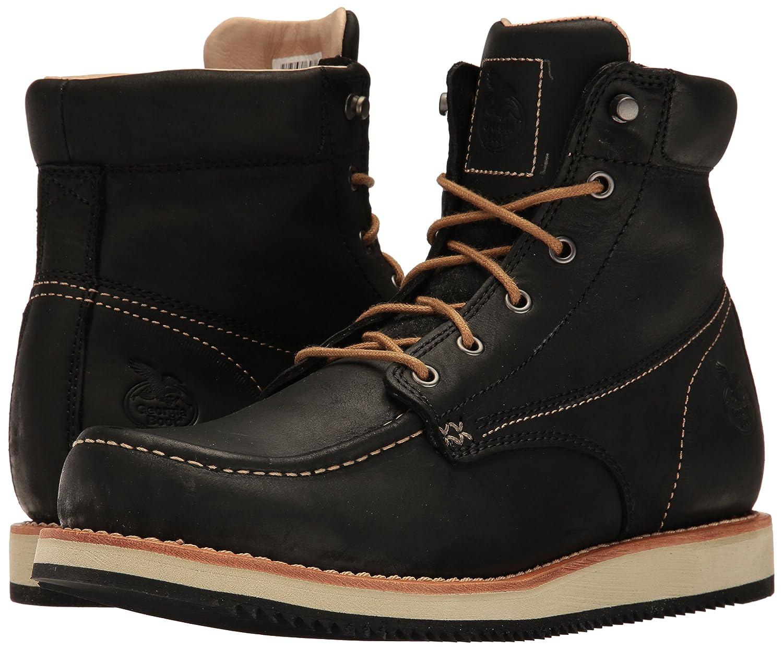 Georgia GB00172 Mid Calf Boot B06XDYFQDL 10 M US|Black