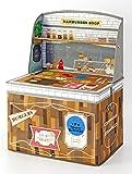 Kishima キシマ ごっこ遊び キッズ収納ボックス ハンバーガーショップ KNB-88050 0ヶ月~6歳 出産祝い
