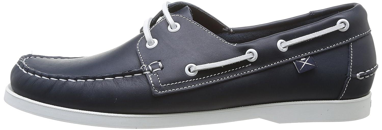 Hackett London Classic Dockside Chaussures de sport pour homme: : Chaussures et Sacs