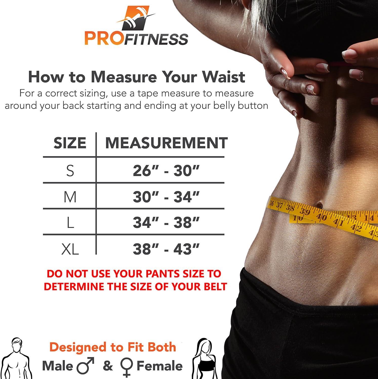 WEIGHT LIFTING belt XS Profitness pro fitness Gray Waist 26-29 GYM Sport