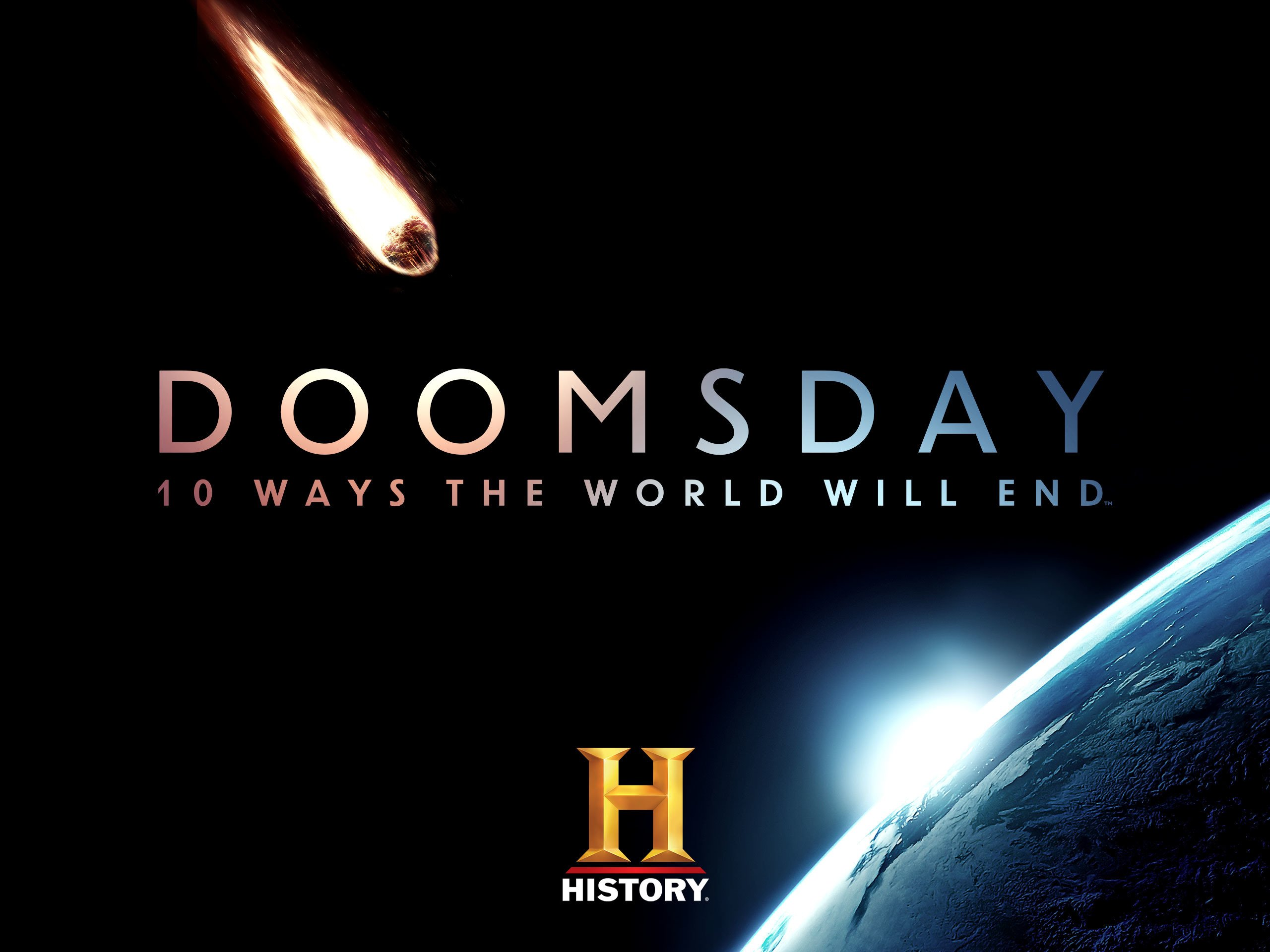 Doomsday: 10 Ways the World Will End on Amazon Prime Video UK