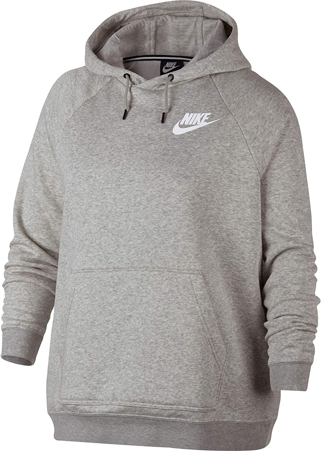 speical offer special for shoe cheaper Nike Womens Plus Size Sportswear Rally Hoodie