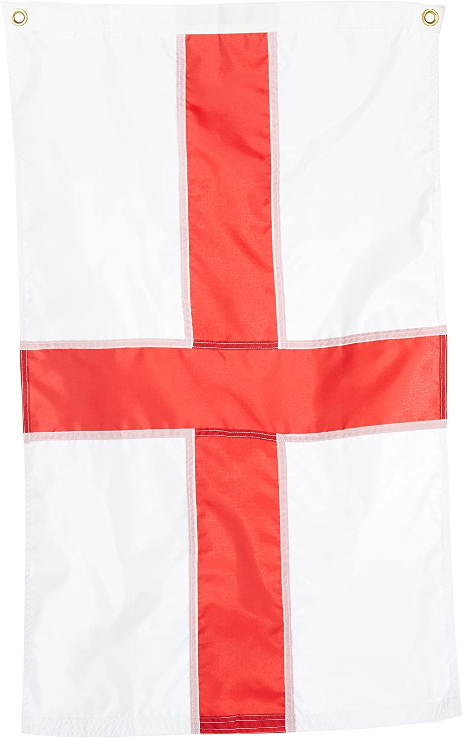 3x5 England Flag English Banner 150D St George Cross Pennant New Indoor Outdoor