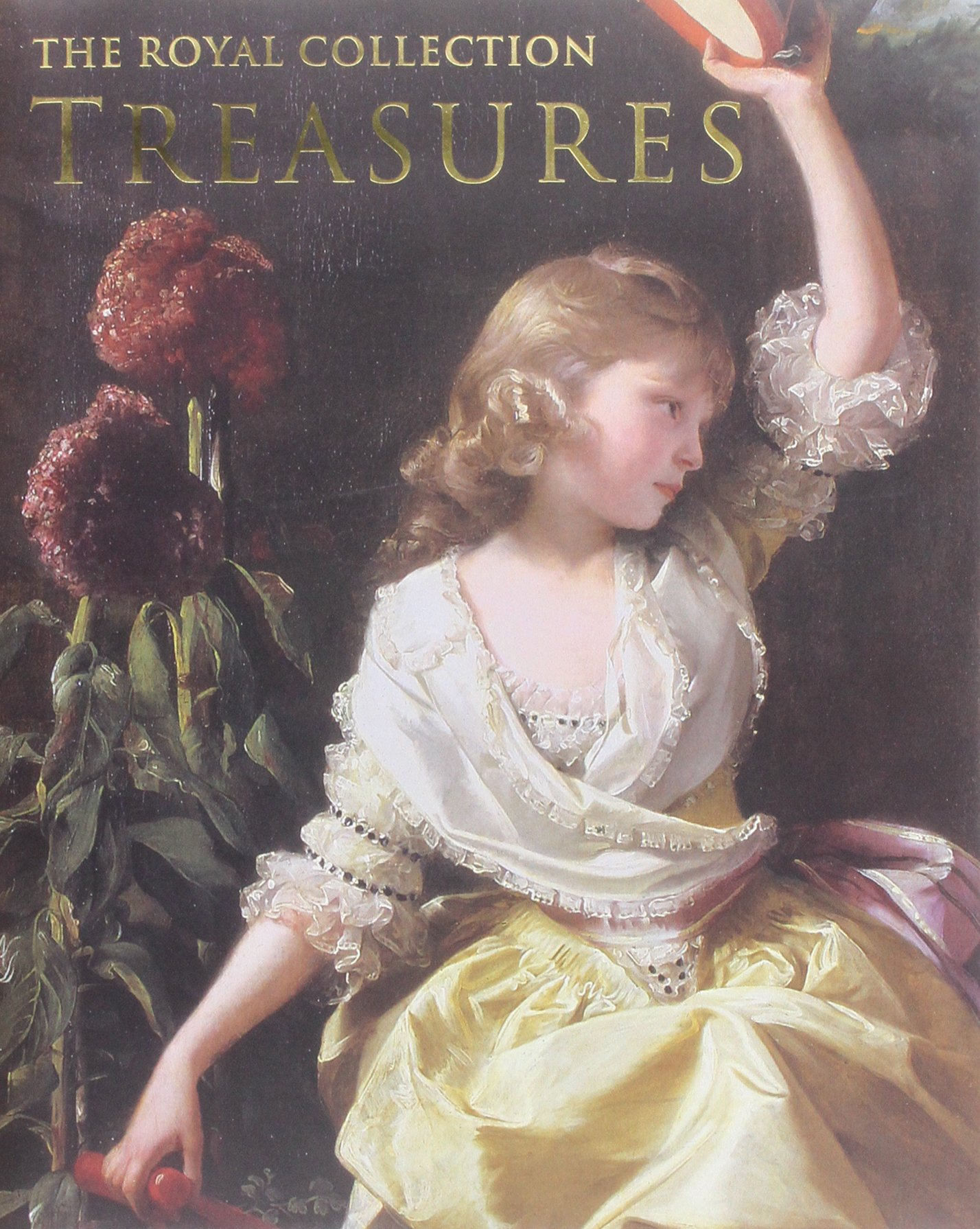 Read Online Treasures: The Royal Collection pdf