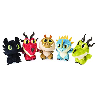 Dragons 6045084 Soft Toy Egg Assortment: Toys & Games
