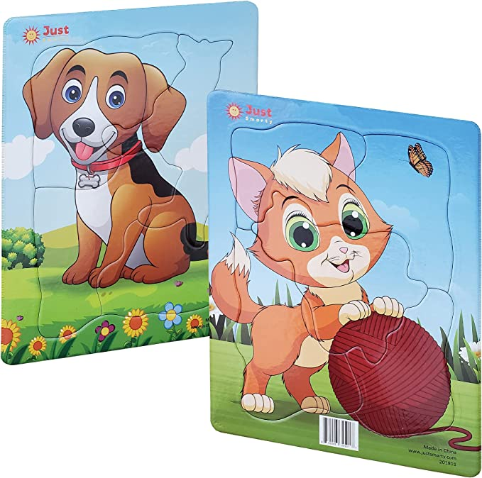Learning Resource Toddler Jigsaw Puzzles 77 Sets Best Toys Gift for Kids Age 5+