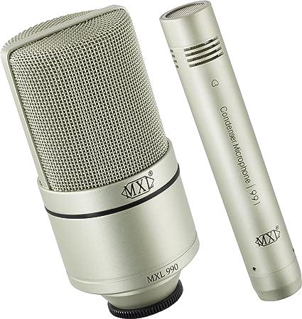 MXL 990/991 Recording Microphone