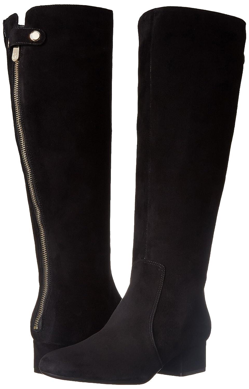 Womens Boots Anne Klein Camden Black Suede