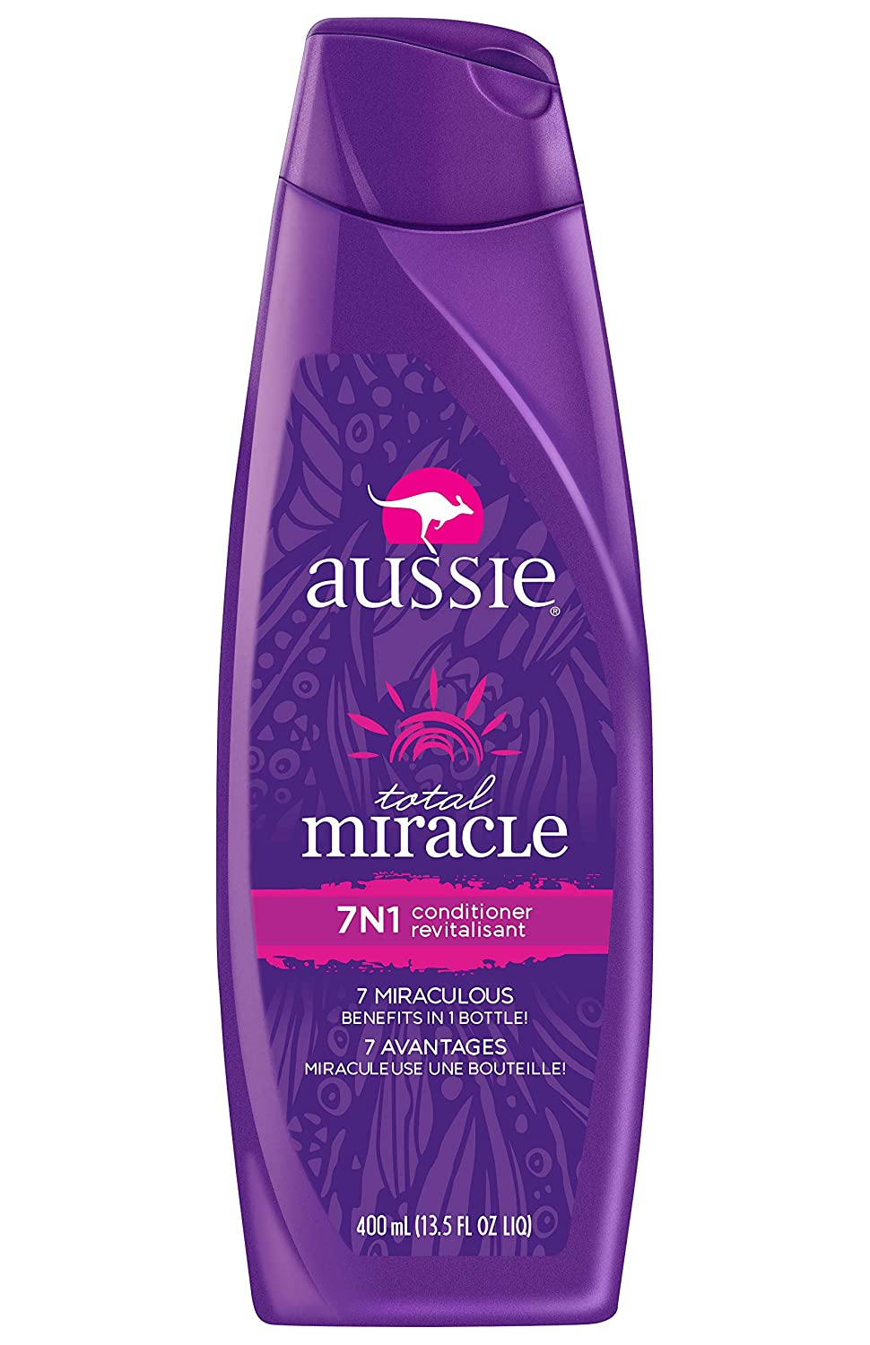 6a9882b26afa Aussie Total Miracle Collection Shampoo, 12.1 Fluid Ounce