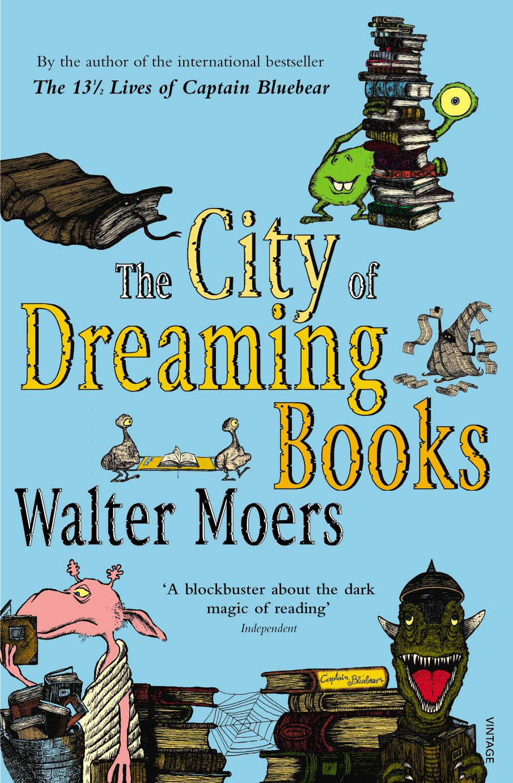 The City of Dreaming Books (Zamonia 3)